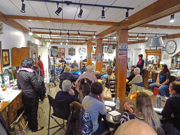 Coffeehouse raises money in memory of local