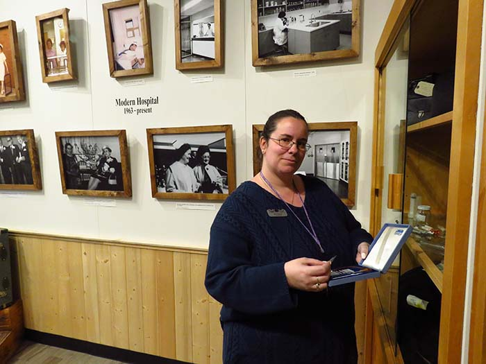 McBride's museum mapping the past – with your help