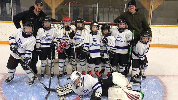 Valemount minor hockey tournament