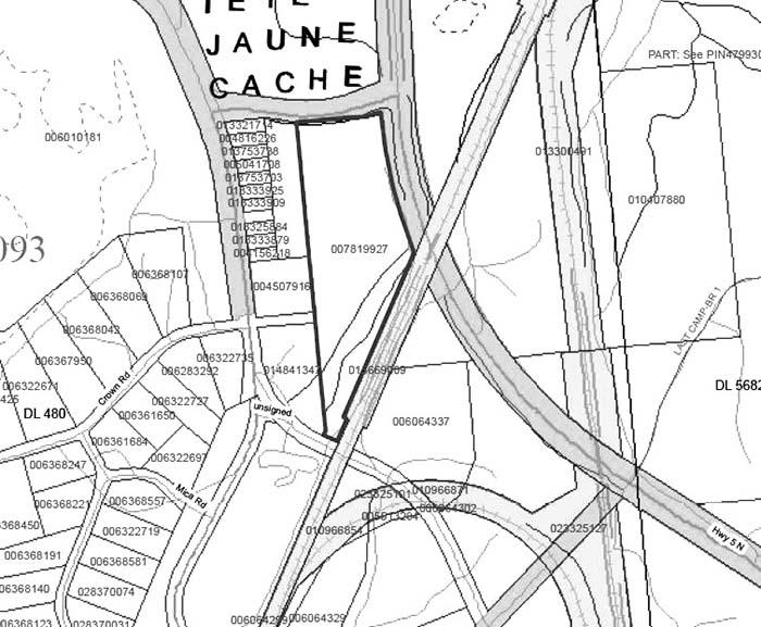 Simpcw seek reserve lands in Tete Jaune