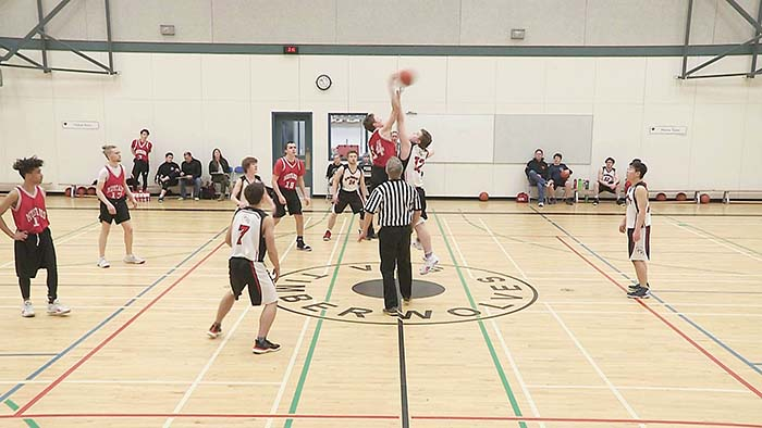 The boys are back in town – from Provincials