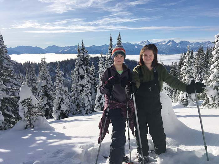 Trex connects girls to outdoors