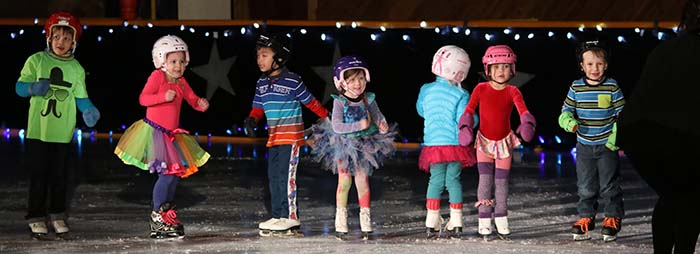 Winter Carnival in McBride