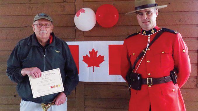 Canada day 2019 Cheryl-Sansom-Award