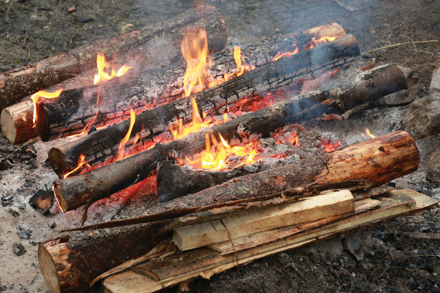 Public urged to use caution with outdoor burning