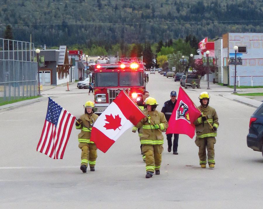 Solidarity – remembering 911