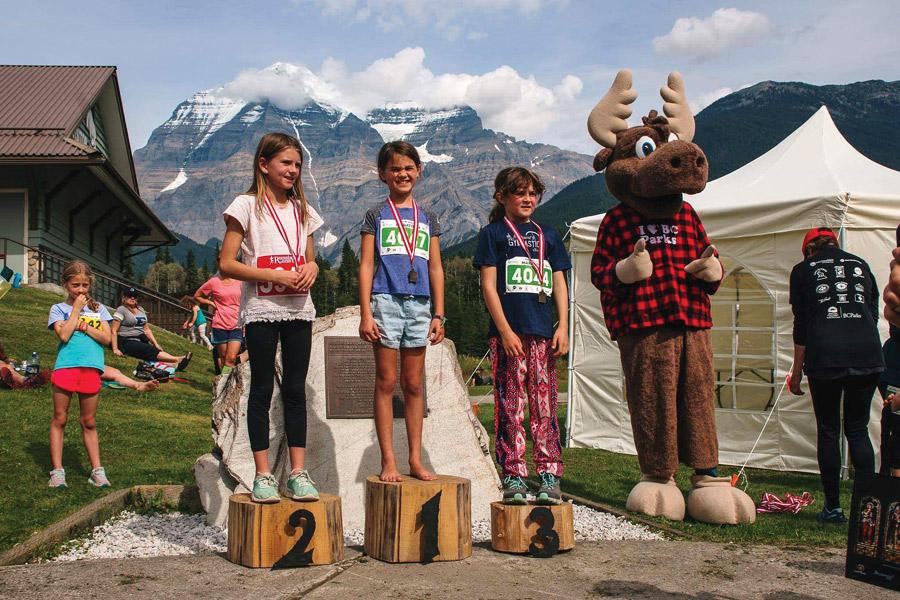 Mount Robson Marathon 2019