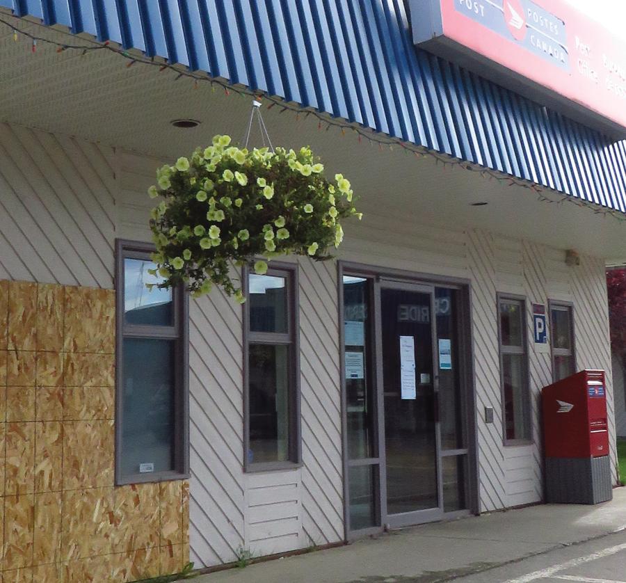 Post Office Crash