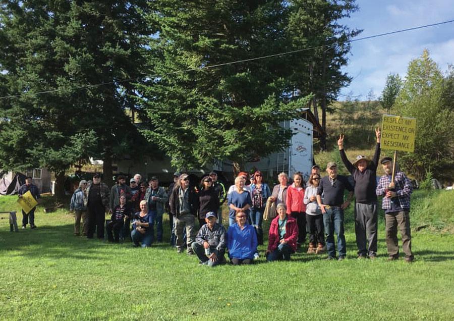 RVs: Living on the edge in the TNRD