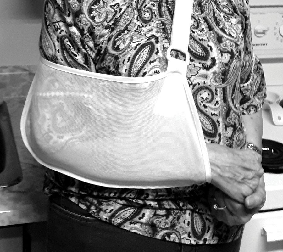 Injured senior calls for better maintenance