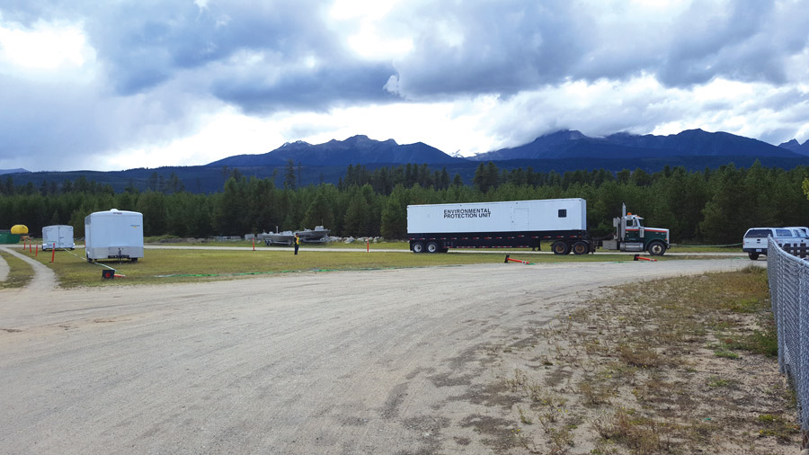 Trans Mountain hosts pipeline emergency response drill in Valemount