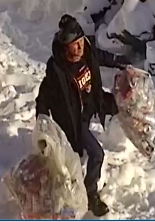 Police seek tips on recycling stolen from depot