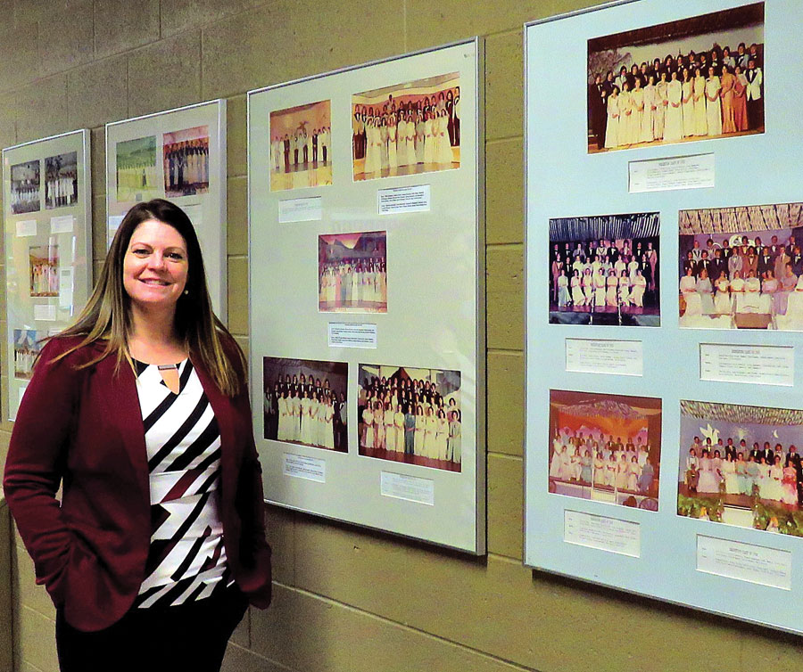 Former grad returns to district in leadership role