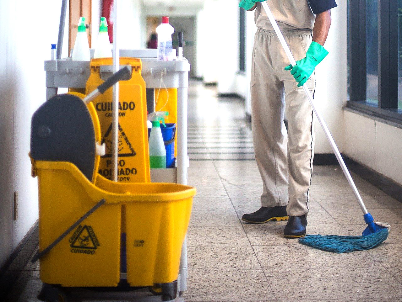 Cleaning for elderly cancelled amid COVID concerns