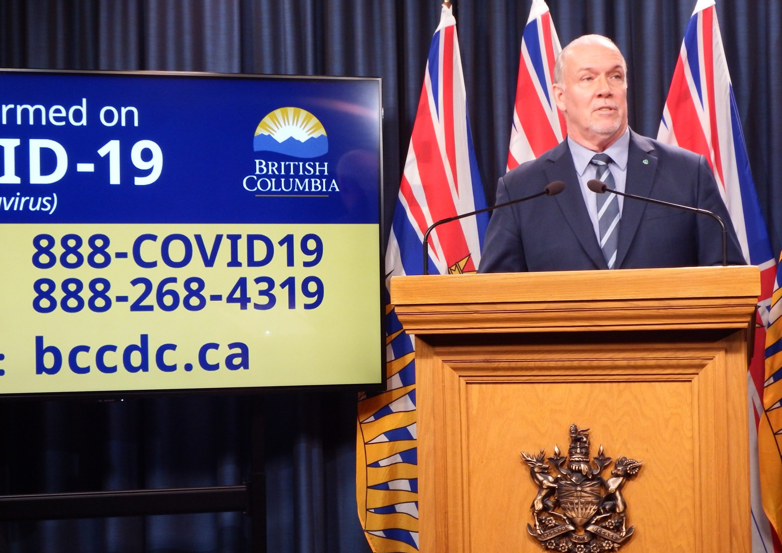 $5 billion economic relief from province will help people hurt by COVID-19