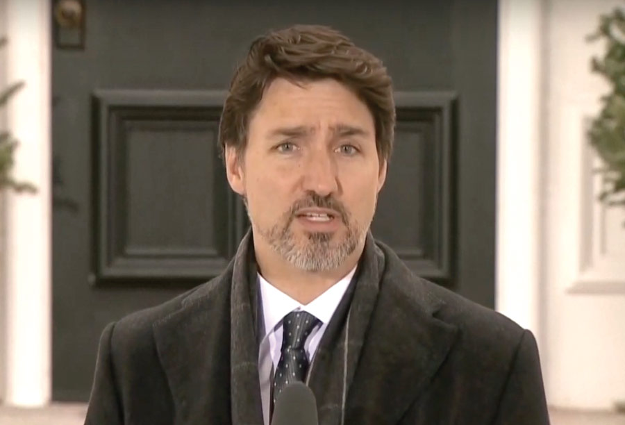 'Go home and stay home:' Prime Minister