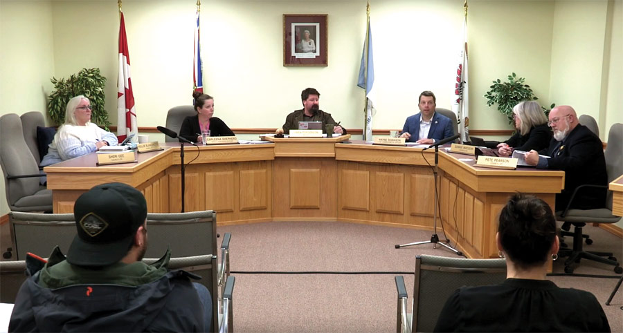Valemount council: Tax increase, EV charge station, no more idling
