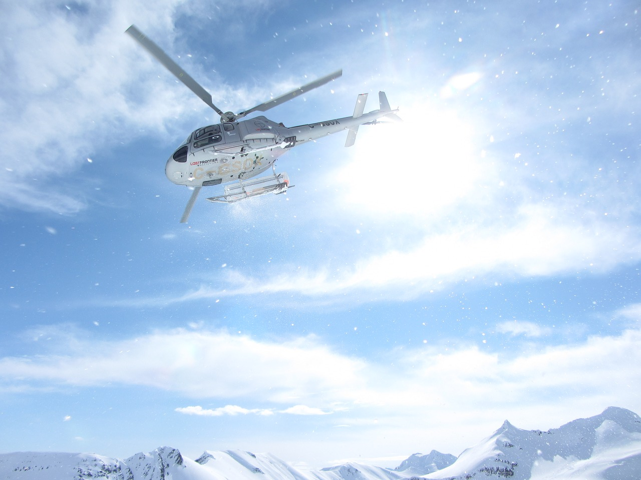 Local brush with COVID-19: confirmed case after heli-ski trip