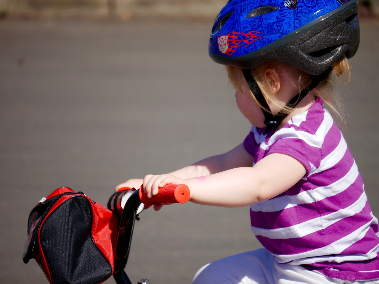 Wear a bike helmet: RCMP