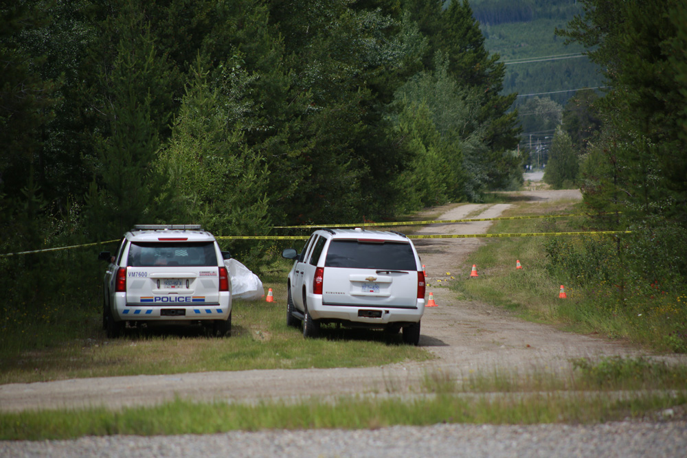 Valemount man in critical condition