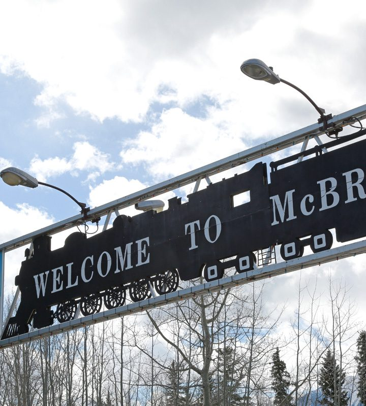 McBride council: Tourism Plan, Road Repair, and Holidays