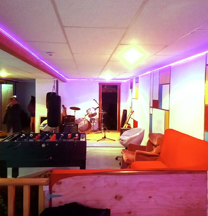 Youth centre gets a facelift