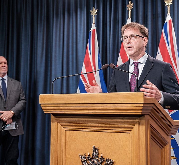 BC Sees a Spike in COVID-19 Cases, but No New Rules Yet
