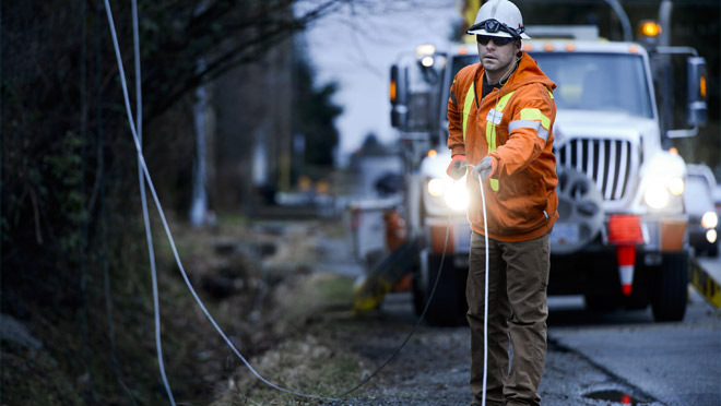 BC Hydro stresses power outage prep