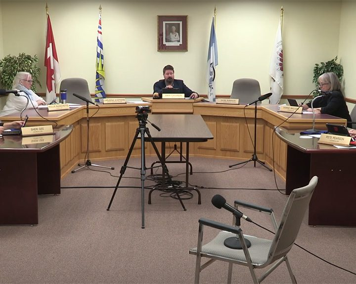 Valemount council: 3% utility increase, travelling with COVID, spreading mask message