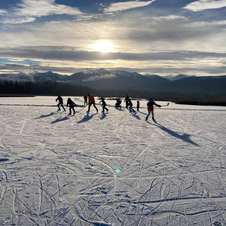 Cranberry Marsh Skating
