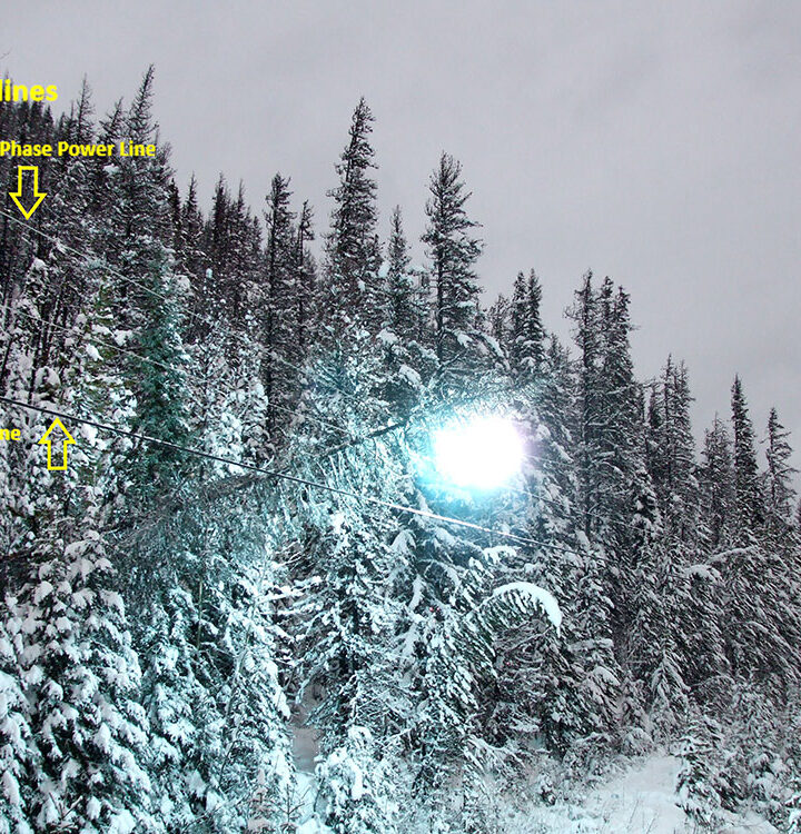 When the lights go out: How BC Hydro manages back-up power in the Robson Valley