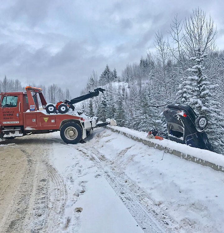 Rich Boyz expand towing services to Valemount