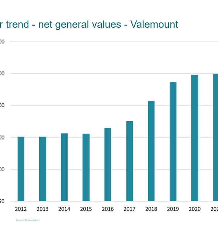 Valemount council: Spending $364k for COVID restart, property values double, getting connected