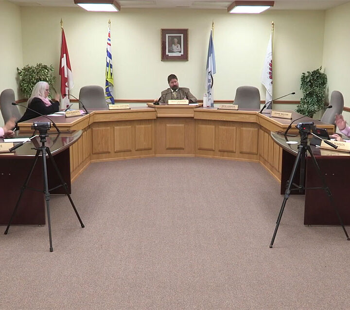 Valemount council: Clean air task force, housing project, CF agreement,  bad stoves ban