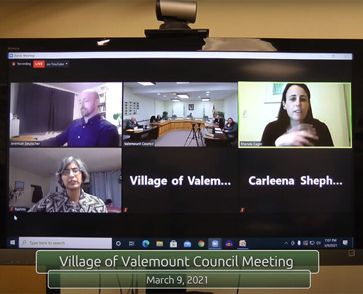 Valemount council: Tesla station, local fines,  2021 tax increase