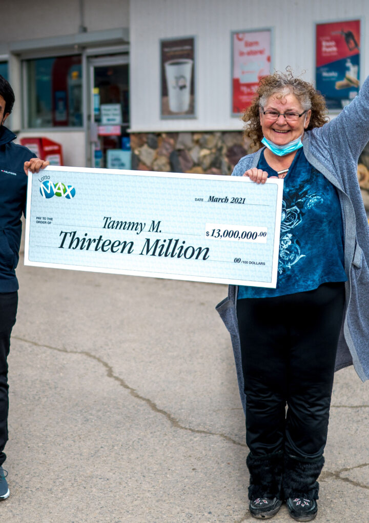 "McBride couple who won $13M in Lotto Max hope to live ""a quiet life"""