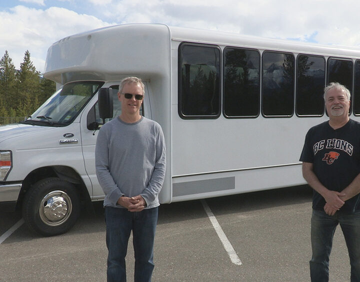 New Community Bus for Valemount