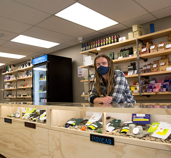 Valemount's first pot shop opens its doors