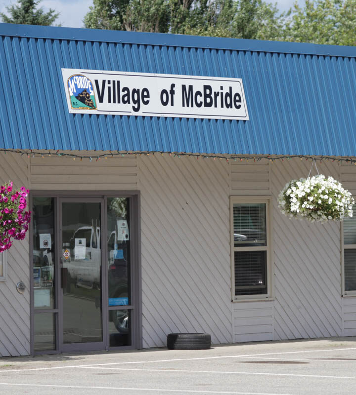McBride Council: RCMP update, charging station, new garbage bins