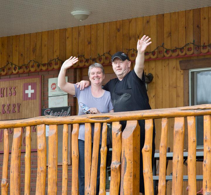 Valemount Swiss Bakery changes hands