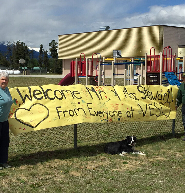 School gives big welcome to relocating seniors