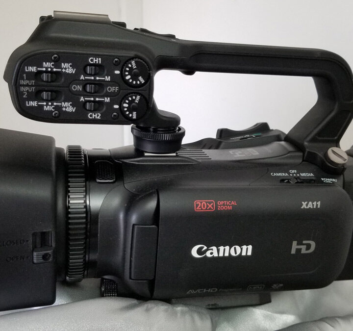 TV station offers cameras for residents' use