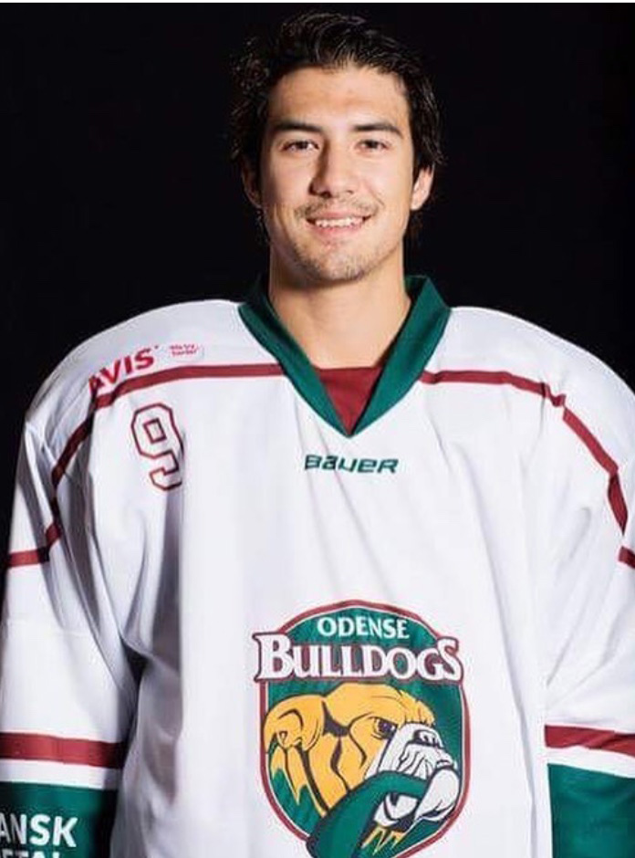 McBride's Dylan Walchuk talks about pro career in China, Denmark and Canada