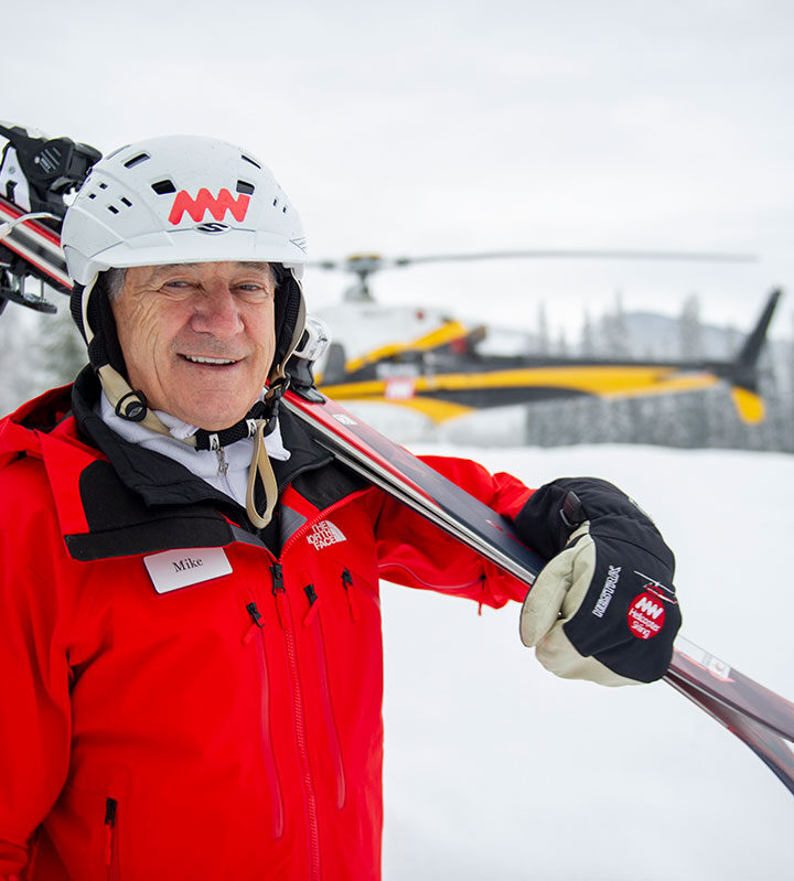 Mike Wiegele remembered for his passion, drive and love of skiing