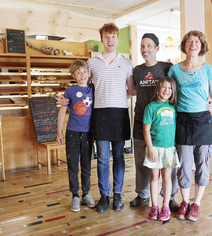 The Valemount Swiss Bakery re-opens