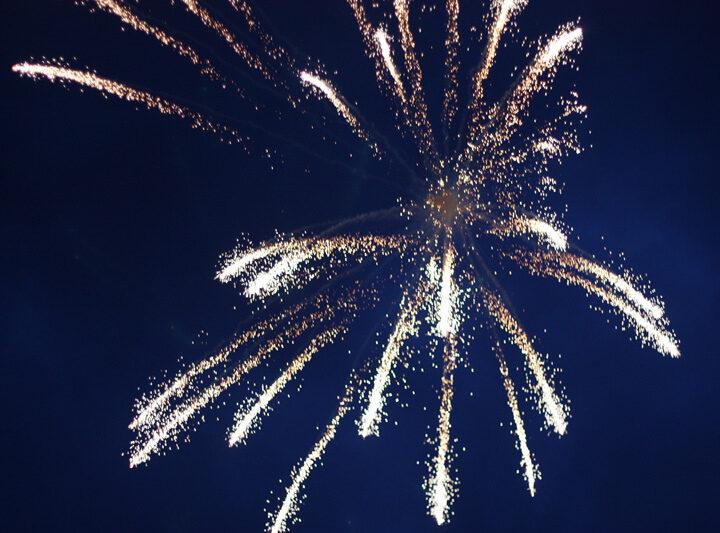 Halloween fireworks planned for McBride