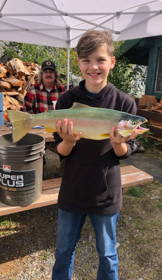 2021 40th Annual Fishing Derby Results
