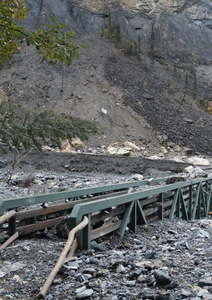 Kinney Lake Trail closes for maintenance: damage assessment continues