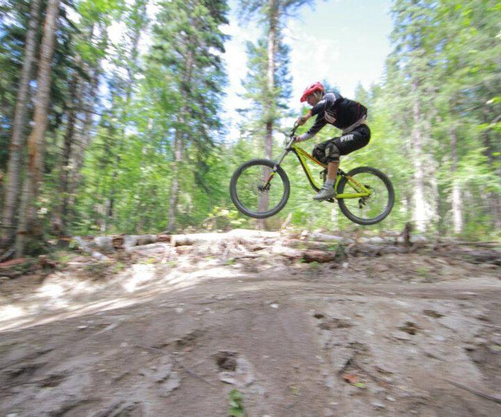 Valemount biker enjoying success in bike racing after long layoff