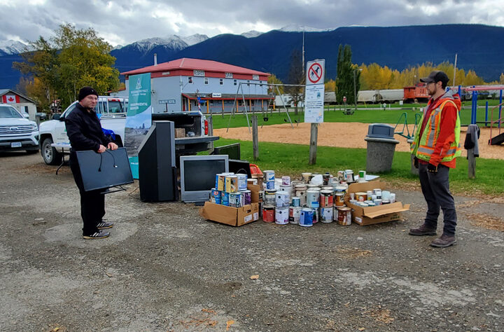 Recycle Round-up